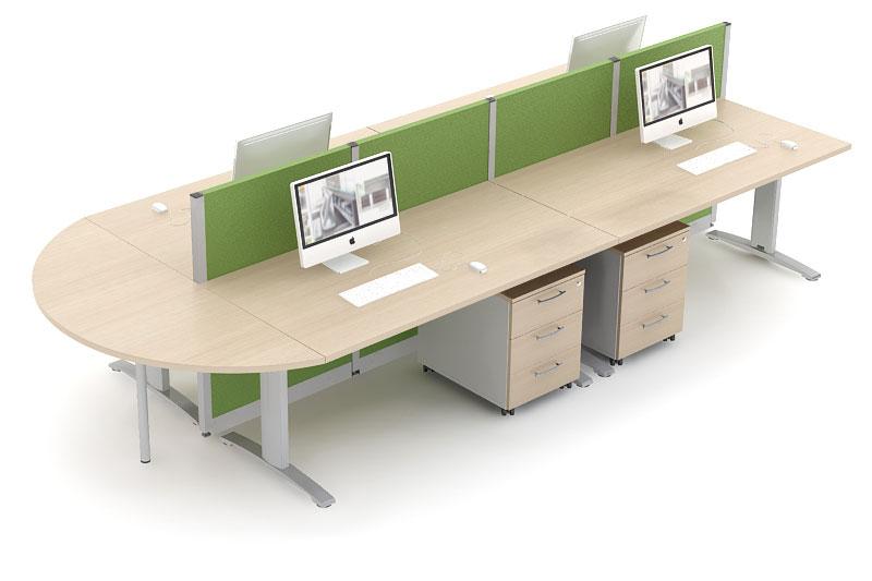 pereti mobili birou open space