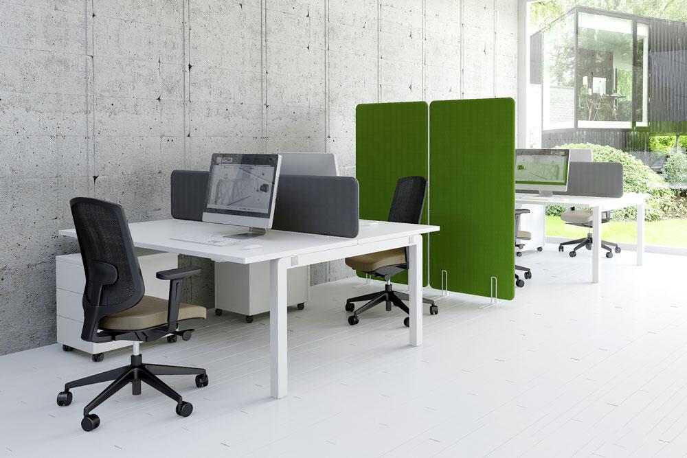 pereti mobili birou